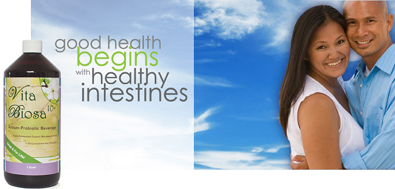 Good Health Begins with Healthy Intestines